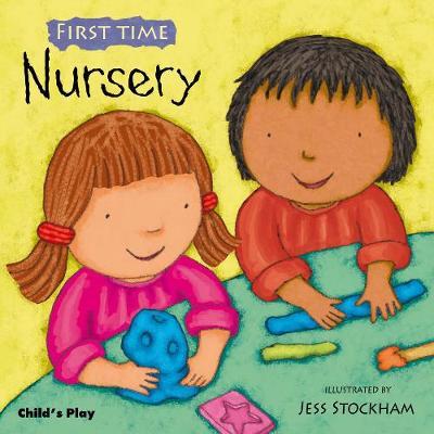 Nursery by Jess Stockham