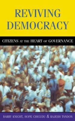 Reviving Democracy by Barry Knight
