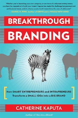 Breakthrough Branding book