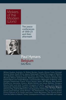 Paul Hymans by Sally Marks