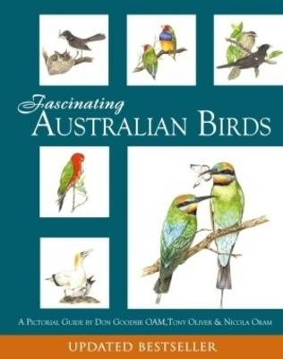 Fascinating Australian Birds by Don Goodsir