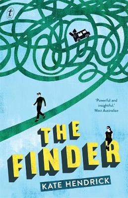 Finder by Kate Hendrick