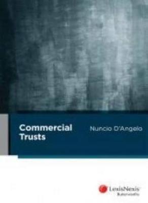 Commercial Trusts by Nuncio D'Angelo