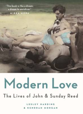 Modern Love by Lesley Harding
