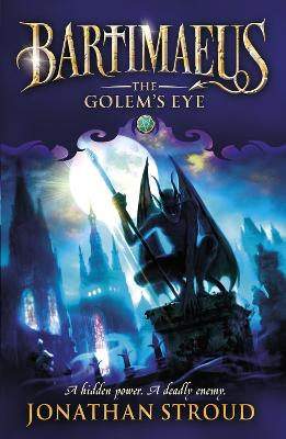 The Golem's Eye by Jonathan Stroud