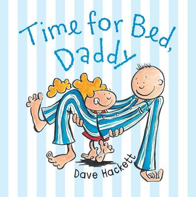 Time for Bed, Daddy book