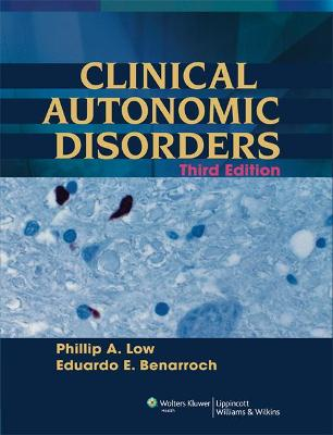Clinical Autonomic Disorders book