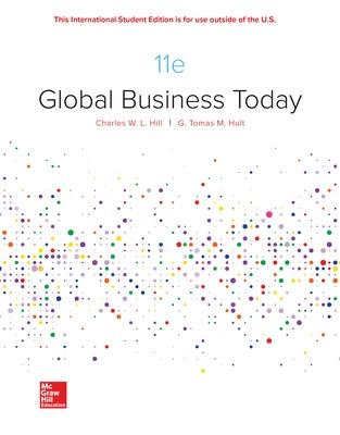 ISE Global Business Today book