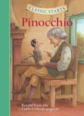Classic Starts (R): Pinocchio by Carlo Collodi