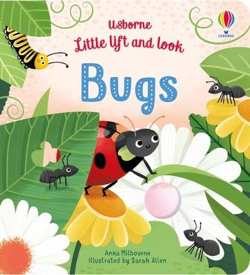 Little Lift and Look Bugs by Anna Milbourne