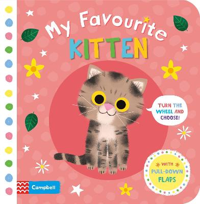 My Favourite Kitten by Campbell Books