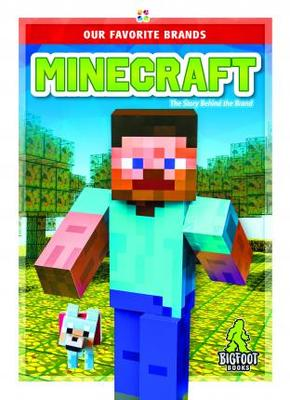 Our Favourite Brands: Minecraft book