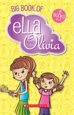 Big Book of Ella and Olivia by Yvette Poshoglian