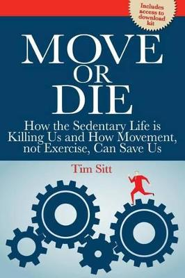 Move or Die book