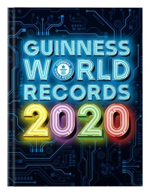Guinness World Records 2020: The Bestselling Annual Book of Records book