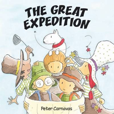 The Great Expedition by Peter Carnavas