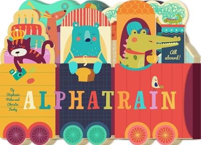 Alphatrain by David W Miles