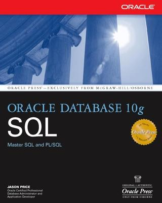 Oracle Database 10g SQL book