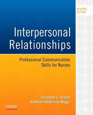 Interpersonal Relationships by Elizabeth C. Arnold