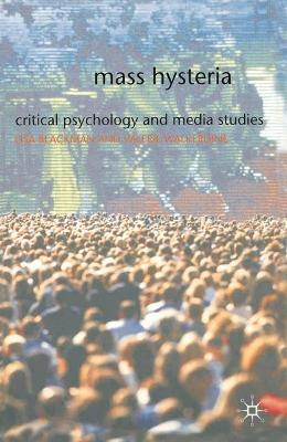 Psychology and the Media: Critical Psychology and Media Studies by Valerie Walkerdine