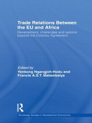 Trade Relations Between the EU and Africa book
