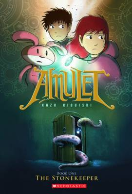 Amulet:The Stonekeeper book