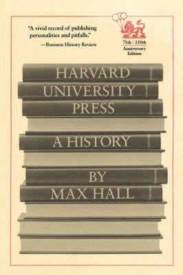 Harvard University Press book