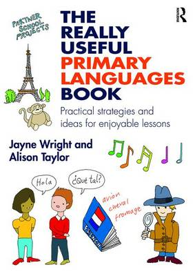 Really Useful Primary Languages Book by Jayne Wright