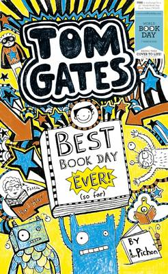 Best Book Day Ever! (so far) by Liz Pichon