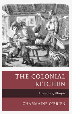Colonial Kitchen book