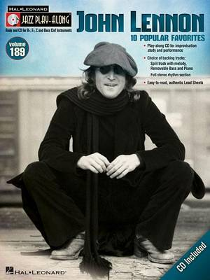 Jazz Play-Along Volume 189 by John Lennon