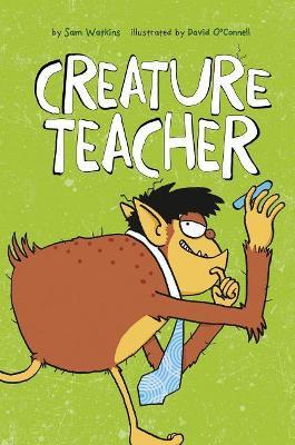 Creature Teacher book