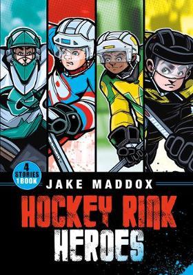 Hockey Rink Heroes book