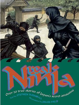 Real Ninja by Coral Tulloch