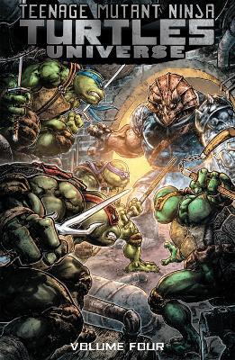 Teenage Mutant Ninja Turtles Universe, Vol. 4 Home book