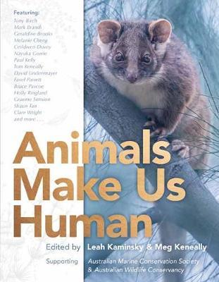 Animals Make Us Human book