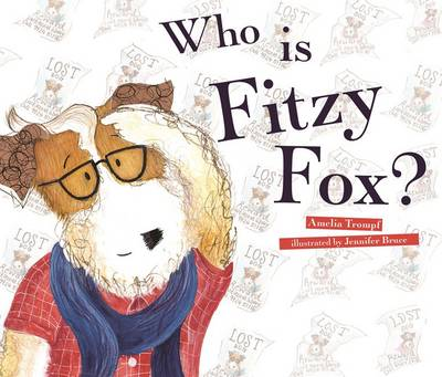 Who is Fitzy Fox? by Amelia Trompf