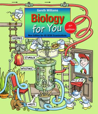 Biology for You by Gareth Williams