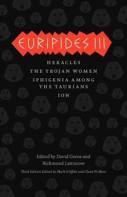 Euripides III by Euripides