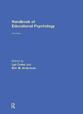 Handbook of Educational Psychology book