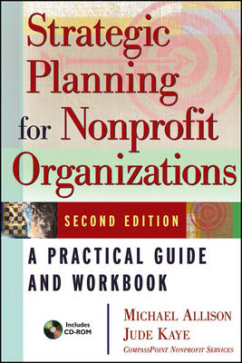 Strategic Planning for Nonprofit Organizations book