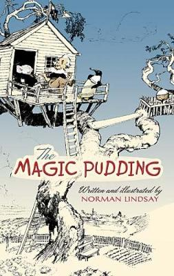 Magic Pudding book