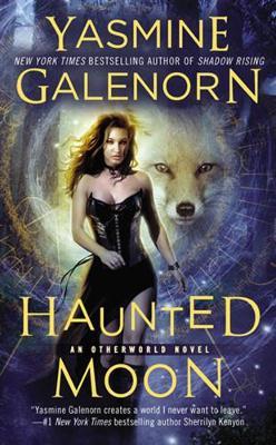 Haunted Moon book