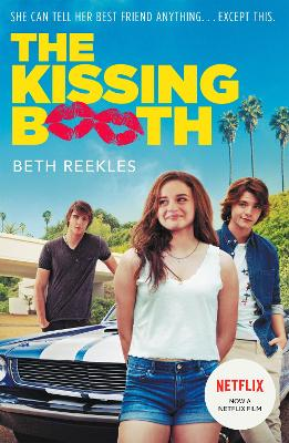 Kissing Booth book