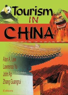 Tourism in China book