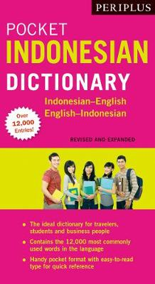 Periplus Pocket Indonesian Dictionary by Katherine Davidsen