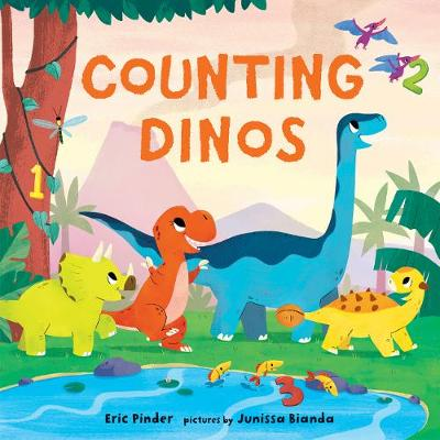 Counting Dinos book