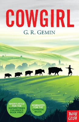 Cowgirl by G. R. Gemin