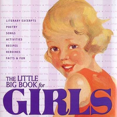 The Little Big Book for Girls by Alice Wong