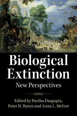 Biological Extinction: New Perspectives by Partha Dasgupta